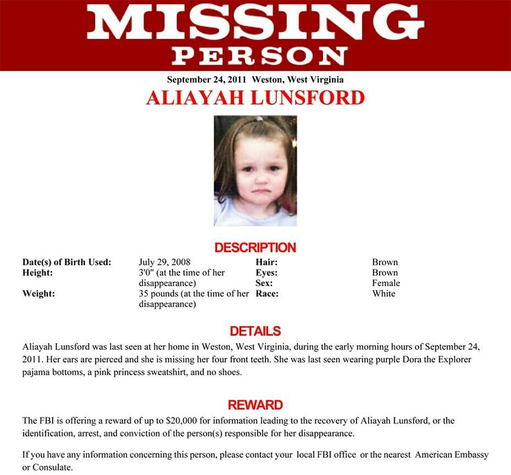 259 best Missing People images on Pinterest Missing persons - missing reward poster template