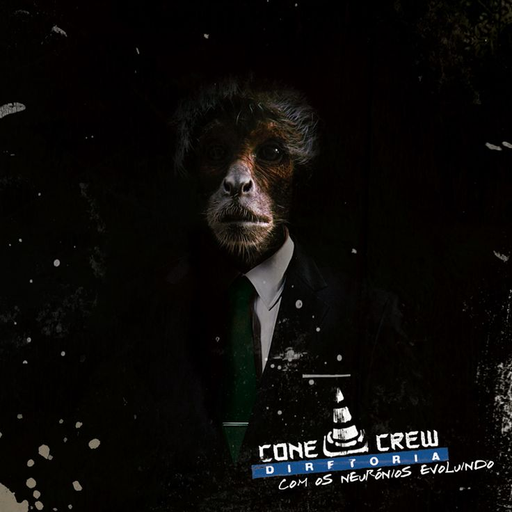 Cone Crew Diretoria - Rap Nacional Download