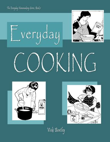 Home Sweet Life Blog- this cookbook  we reviewed a few years back is now on sale! It would make a great gift for your young homemaker!