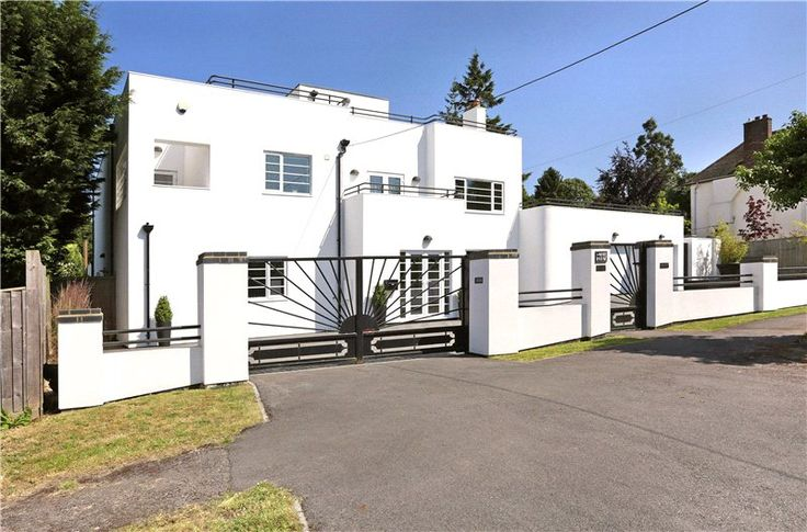 deco oxford 1 10 delectable Art Deco houses for sale