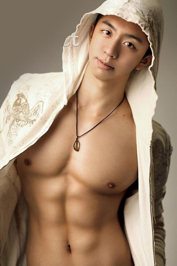 Skinny Asian Men 9