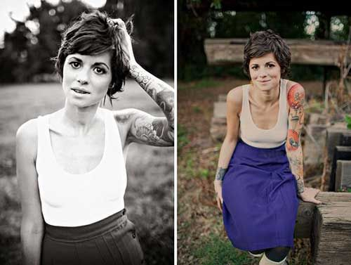 15 Shaggy Pixie Cuts | Short Hairstyles 2014 | Most Popular Short Hairstyles for 2014                                                                                                                                                                                 More