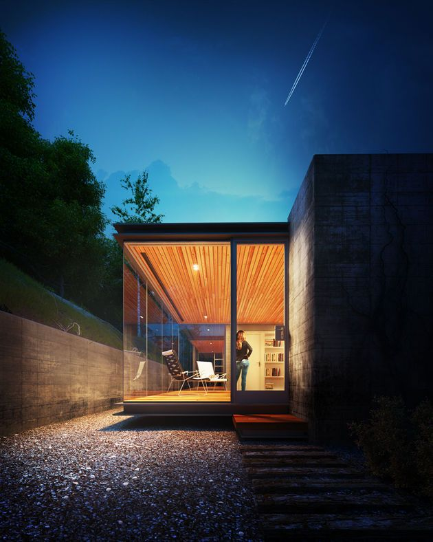 CGarchitect - Professional 3D Architectural Visualization User Community   Inspiration - Outside Looking In Vol. 1