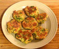 Chifteluțe de broccoli | Retete culinare - Romanesti si din Bucataria internationala
