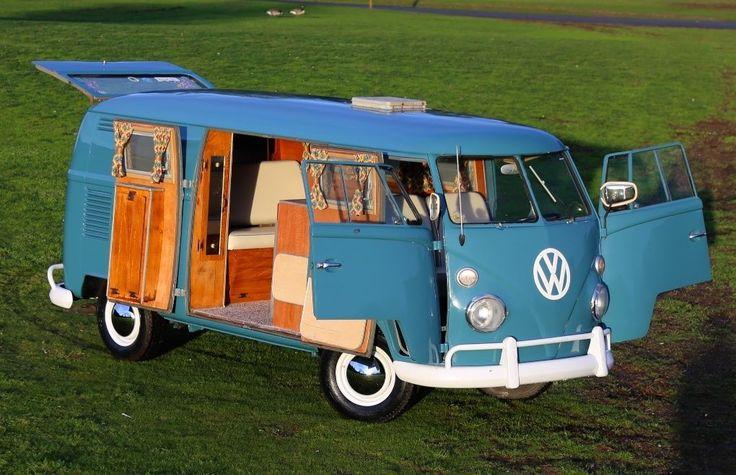 1965 volkswagen bus vanagon camper kombi samba sundial so42 riviera westfalia split window. Black Bedroom Furniture Sets. Home Design Ideas