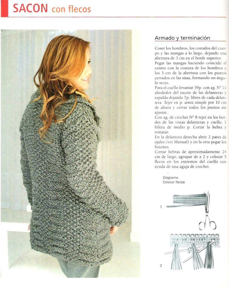 Magnífico Patrón De Ganchillo Suéter Chihuahua Gratis Imagen - Ideas ...