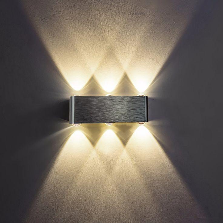 Die besten 25+ Led wandlampen Ideen auf Pinterest Wandlampen - moderne wohnzimmer deckenlampen