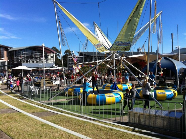 Sydney Entertainment Quarter - Top 50 Sydney School Holiday Activities