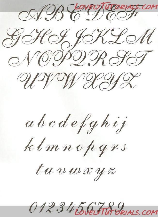 1e174e503e35304c26641b6118d8f66f--cake-templates-piping-templates Old Fashioned Lettering Templates on