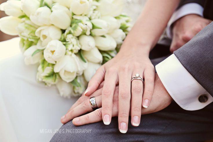 Megan Jones Photography | Wedding Photography | Rings | Duke Gardens