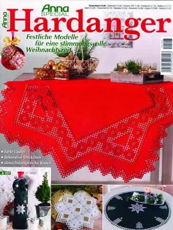 Special Anna Hardanger Magazine $11.50 #gift #magazine #book