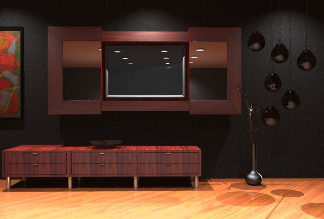 Latest Modern Lcd Cabinet Design Ipc209 - Lcd Tv Cabinet Designs - Al Habib Panel Doors