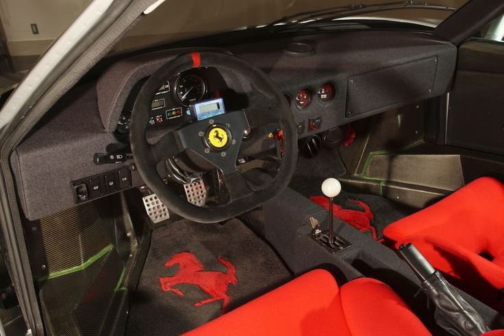 1992 Ferrari F40 LM -modified-