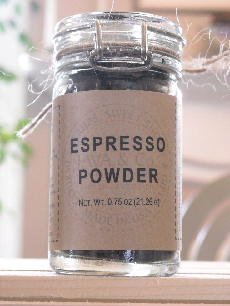 27+ What is espresso coffee powder inspirations