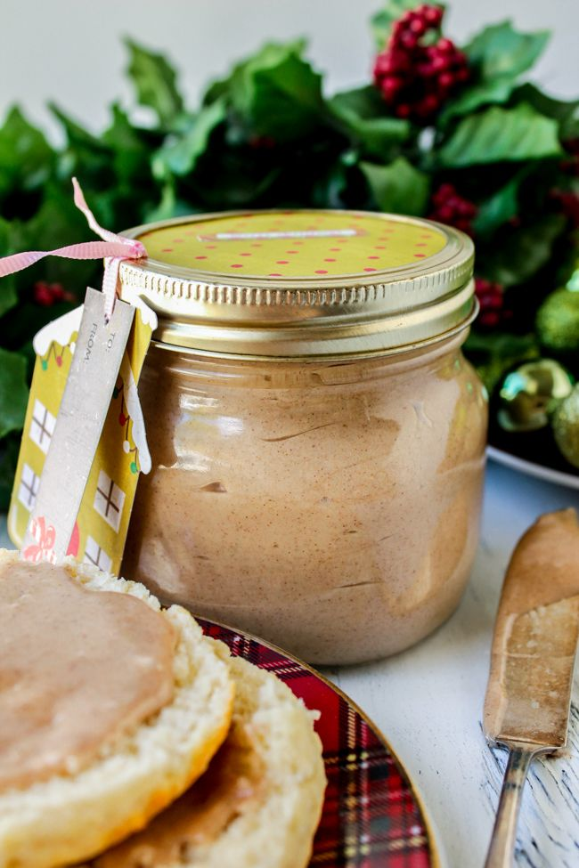 Cinnamon Honey Butter from The Food Charlatan