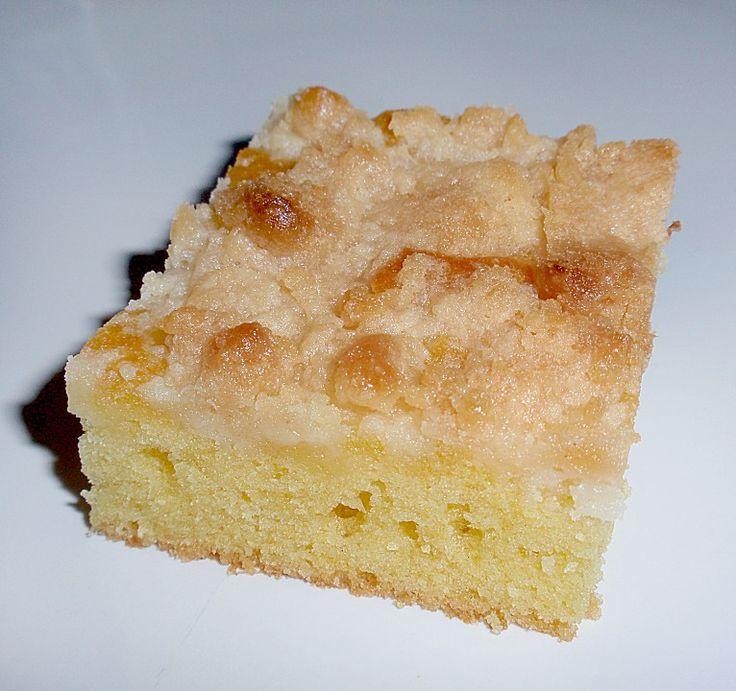 Chefkoch.de Rezept: 250er Thüringer Streuselkuchen