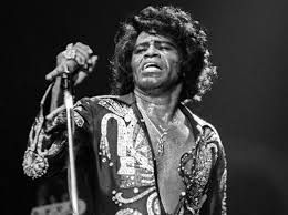 James Brown, the hardest man in showbusiness, the godfather of soul