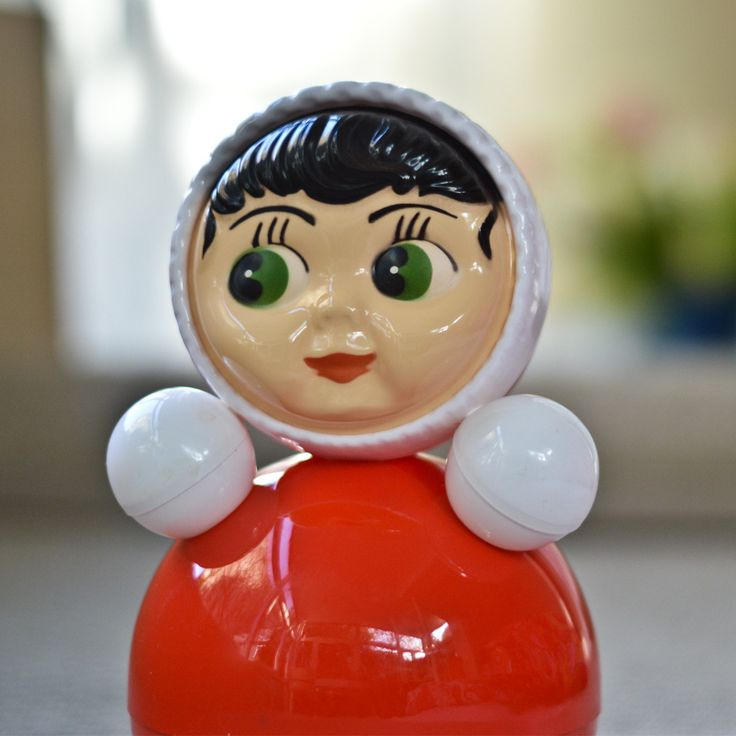 RETRO RUSSIAN NEVALYASHKA ''MARY'' ROLY-POLY DOLL http://www.ostblock.com.au/search?type=product&q=doll