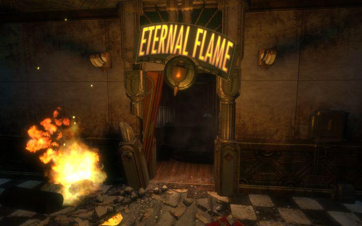 Medical Pavillion in BioShock
