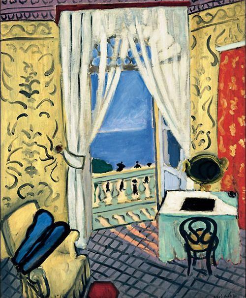Les 48 meilleures images propos de matisse henri sur for Matisse fenetre ouverte