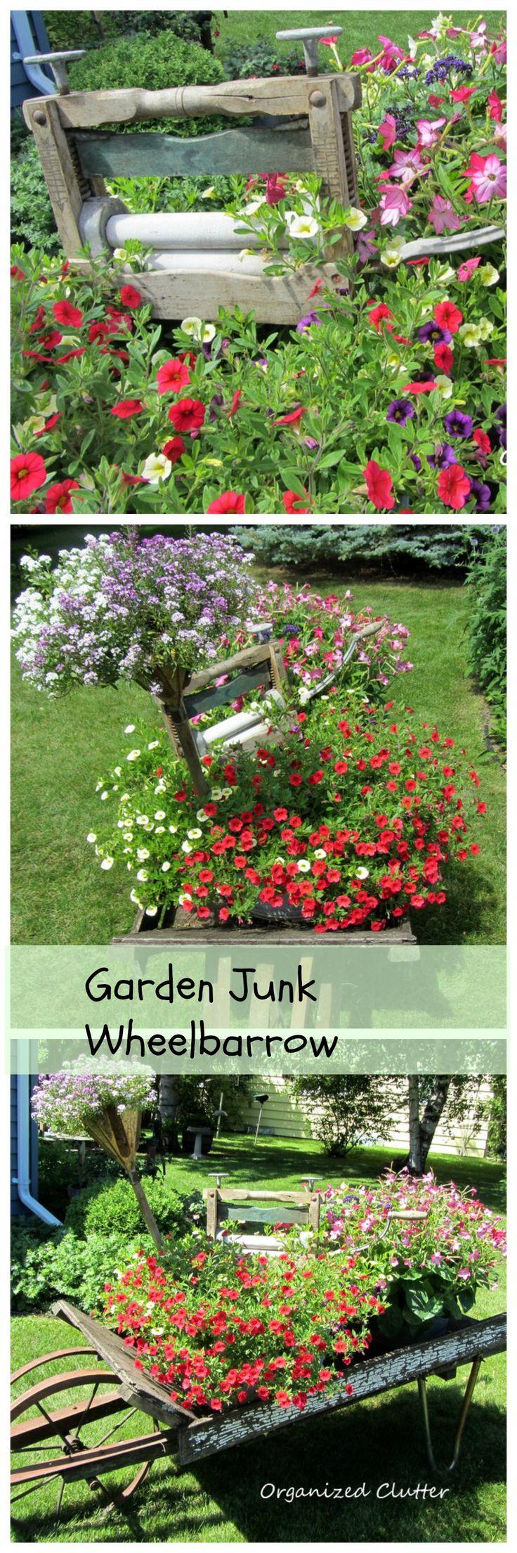 262 best rustic garden decor images on pinterest gardening garden ideas and outdoor gardens