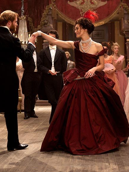 Anna Karenina | Keira Knightley | Better Off Red | Pinterest