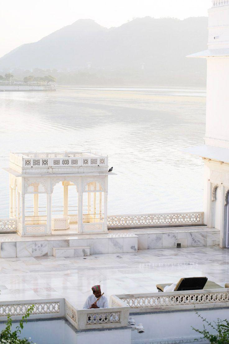 Udaipur, India. The Most Breathtaking Travel Photos on Pinterest via @MyDomaine