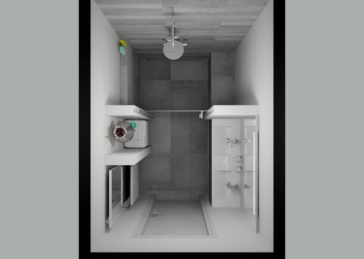 25 beste idee n over betegelde badkamers op pinterest douche ruimtes badkamers en kleine - Betegelde badkamer ontwerp ...