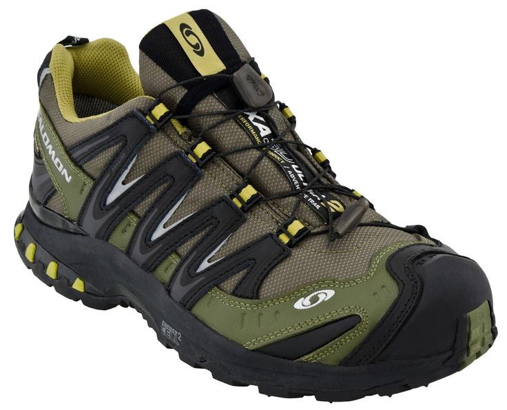 Salomon XA PRO 3D GTX - Chaussures de running olive pE33KH