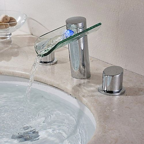 can right bathroom for waterfall faucets buy now you sink beautiful uniquely designer faucet
