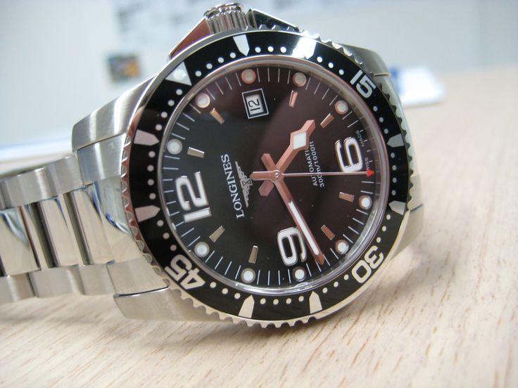 Longines HydroConquest Automatic Diver L3.642.4.56.6 - UhrForum