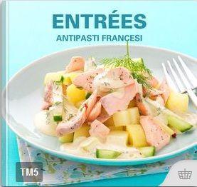 Entrées – Antipasti francesi