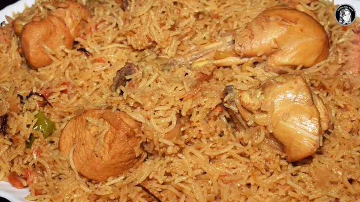 Chicken Pulao Recipe - How to make Chicken Yakhni Pulao by Kitchen With ...