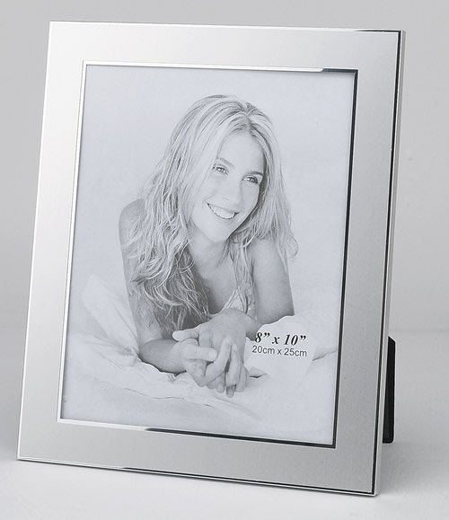 Personalized photo frame 8x10  Engraved photo frame  by Newfavors