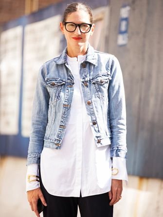 Jenna Lyons picks sides: NYC or LA?