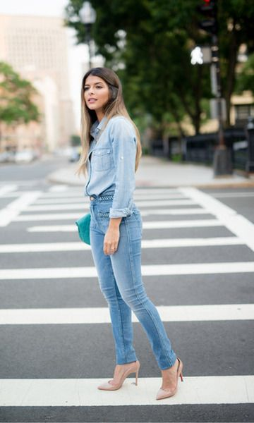 Look: All Jeans