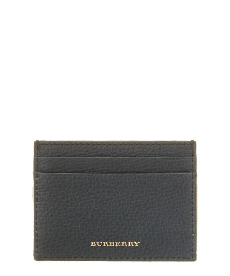Burberry Black Label Card Holder