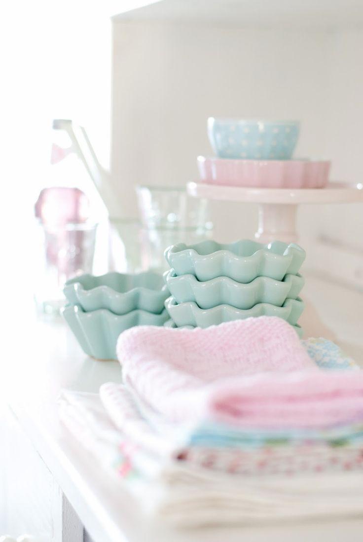 1000 Ideas About Pastel Kitchen Decor On Pinterest