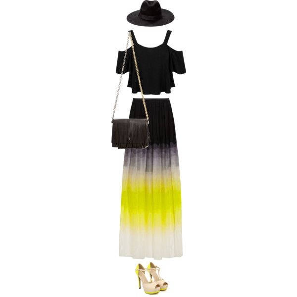 Untitled #232 by leehyena on Polyvore featuring Miss Selfridge, Jonathan Saunders and Proenza Schouler