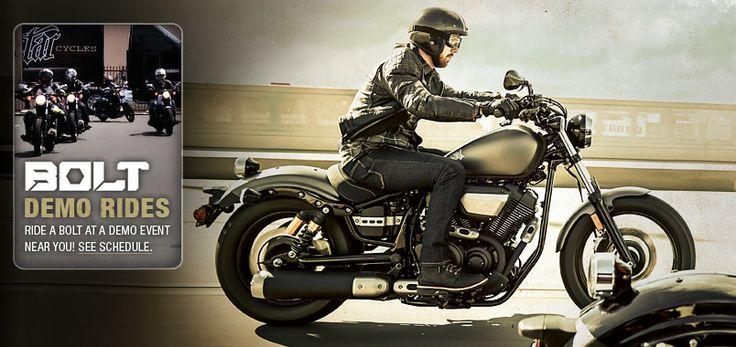 Bobber Motorcycle, 2014 Star Motorcycles Bolt R-Spec, Classic Bobber