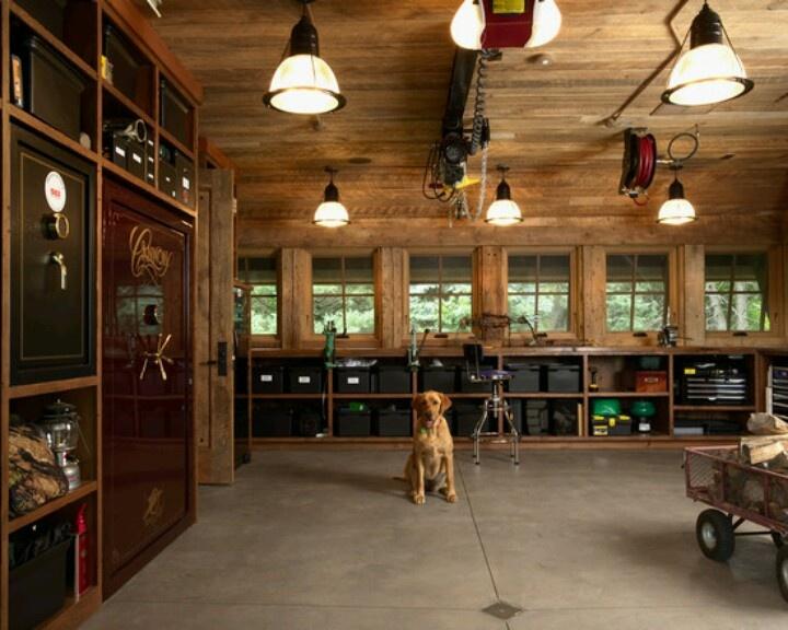 Beautiful Garages