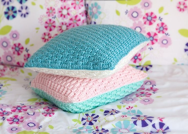 Leelee Knits » Blog Archive Free Pillow Cover Crochet Pattern - Leelee Knits