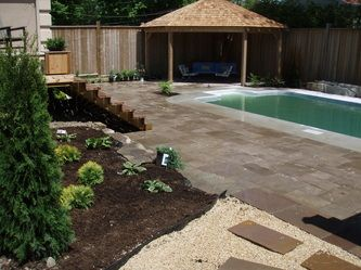 Stone Work & Interlocking Brick - At Stone City we are passionate about creating and caring for the outdoor environment. Our knowledgeable, experienced team offers a comprehensive team of a landscaping construction crew ,...