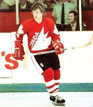 Bobby Orr - Canada Cup '76...one of my proudest moments as a Canadian was watching Mr. Robert Orr sing his swan song playing for his country.. He left his career on the table for Canada....The best hockey player ever...