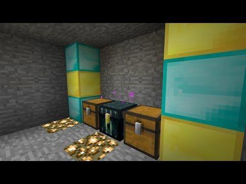 Unsichtbarer Geheimgang!: Sparks Pro Tipps - Minecraft Tutorial - YouTube