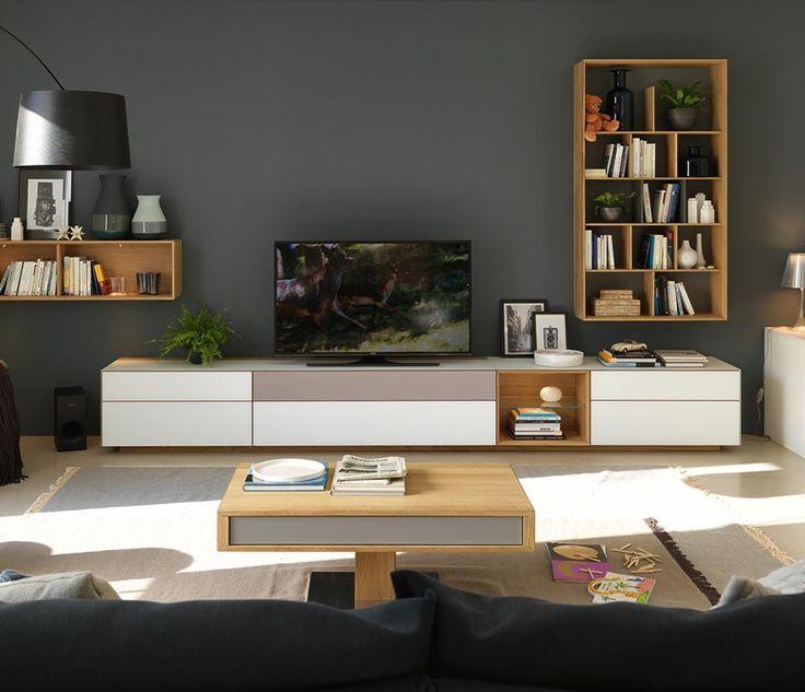 Best 25 Contemporary Media Cabinets Ideas On Pinterest Built In Media Center Media Wall Unit