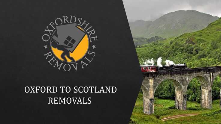 Oxford to Scotland Removals