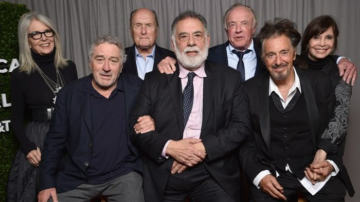 5 things we learned from 2017 Tribeca Film Festival's 'Godfather' reunion – from Pacino and Diane Keaton getting trashed to Brando showing his balls.