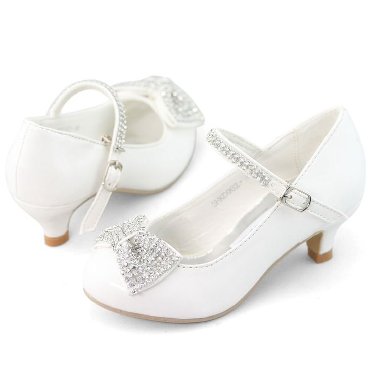 Flower girls shoes