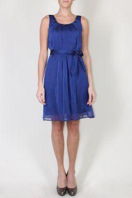 Fashionart - Cocktailkleid / festliches Kleid - blau